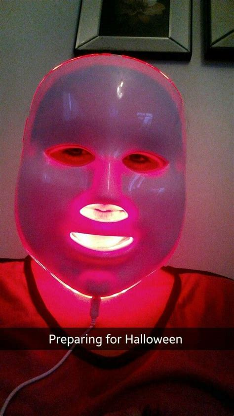 red light therapy mask 13 best images about led face mask for skincare
