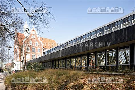 architekt herne rathaus herne wanne architektur bildarchiv