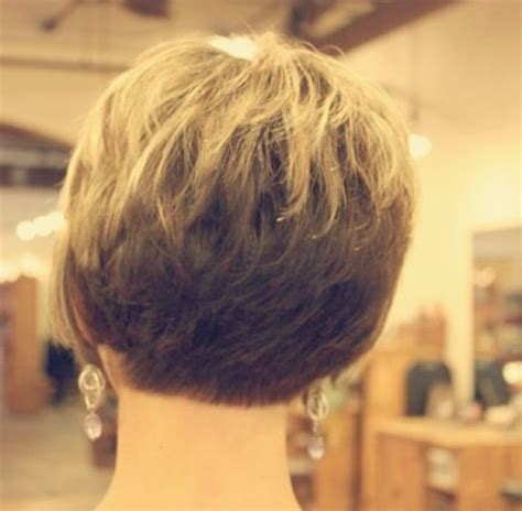 show stacked bob in back of head stacked bob haircut pictures back head seductive haircuts