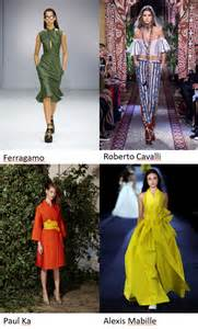 summer 2017 trends spring summer 2017 fashion trends