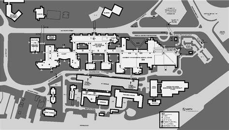 magnuson health sciences center uw center map