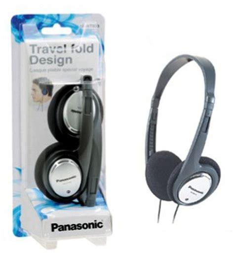 Headset Panasonic Rp Ht010 panasonic rp ht030e s on ear headphones silver without mic buy panasonic rp ht030e s on ear