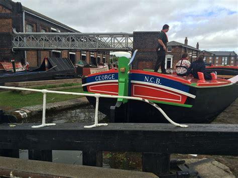 blake s boat paint uk rare restored boat george at national waterways museum