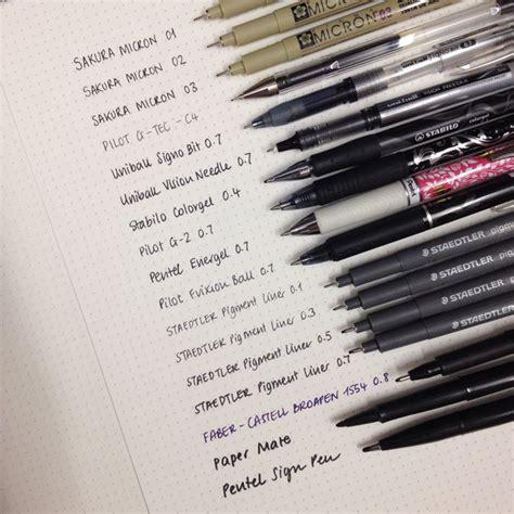 best paper for pen writing the battle of the best black pen christina77star co uk