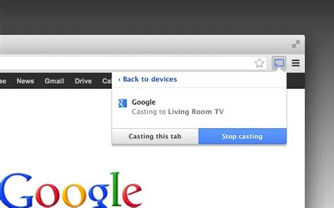 chromecast extension for android cast chrome extension now available droid