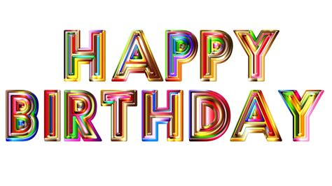 happy birthday 3d logo design happy birthday 3d wide wallpapers new hd wallpapernew hd