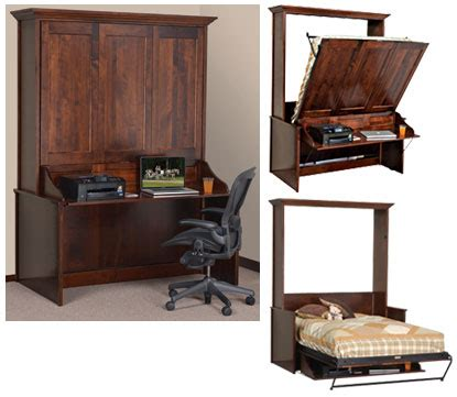 Wall Desk Bed by Desk Wall Beds Wall Beds Kloter Farms