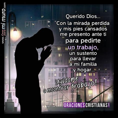 oracion de padre para mi oraci 243 n de un padre desempleado buscando trabajo