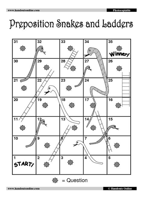 snakes and ladders template pdf pin simple snakes ladders printable on