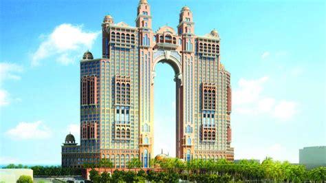 Apartment Hotel Abu Dhabi Abu Dhabi Gains With Hotel Apartments At Fairmont Marina