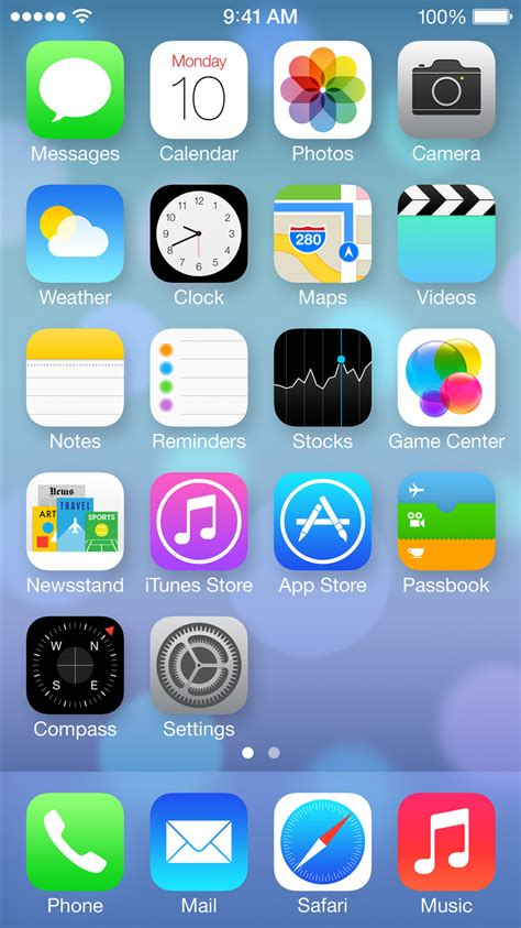 preview ios 7 on your iphone ipod touch without