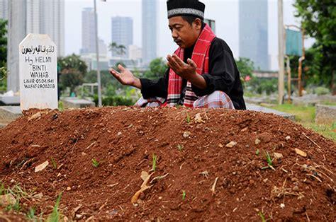 Panduan Praktis Muslim menguburkan mayat panduan praktis muslim