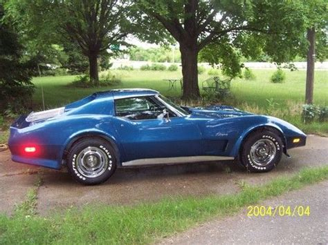sell used 1975 chevy corvette stingray coupe l82 4 spd t tops 83k direct auto in stafford sell used 1975 chevrolet corvette stingray coupe t tops restored in elkhart indiana united