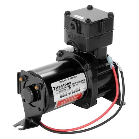 firestone 9335 air command heavy duty air suspension compressor ebay