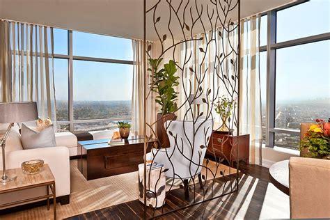 modern room divider partition idea   living room