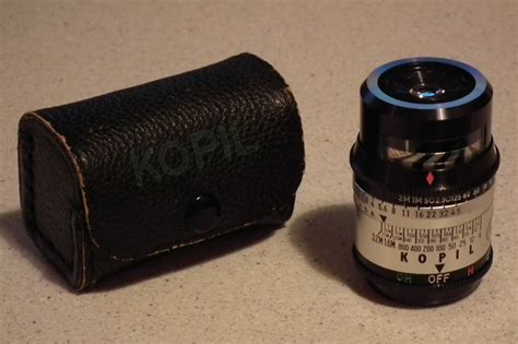 shoe light meter fs kopil shoe light meter