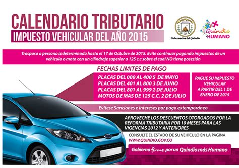 pago de impuesto vehculos cali 2015 pago impuesto de vehiculo modelo 2015 oro modelo para