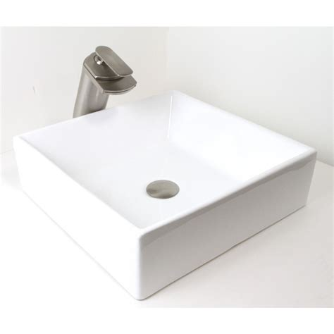porcelain bathroom sinks european style porcelain ceramic countertop bathroom vessel sink 17 x 17 x 5 inch