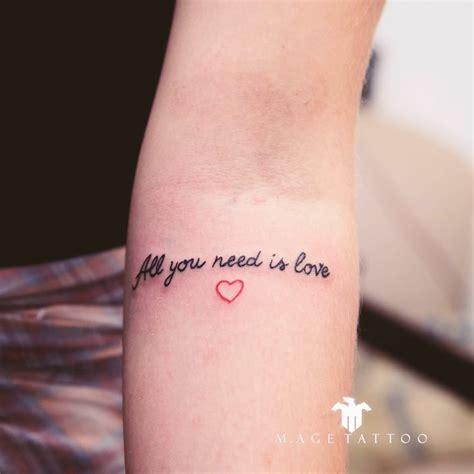 tattoos letras delicada inked letra de musica