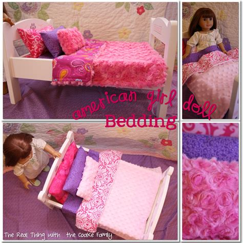 american doll bedding free american doll bedding pattern