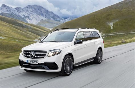 2017 Mercedes Gls 63 Amg by Mercedes Gl Class Phased Out With Arrival Of 2017 Gls