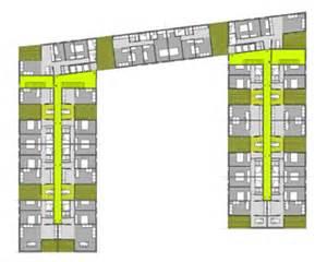 Dwellings Interior Design Mozasaguirre Arquitectos Collective Housing Larrein Rc04