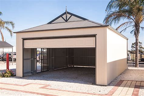 Shed Adelaide by Olympic Industries Garages Sheds Adelaide
