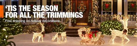 home depot holiday decorations georgine saves 187 blog archive 187 good deal home depot