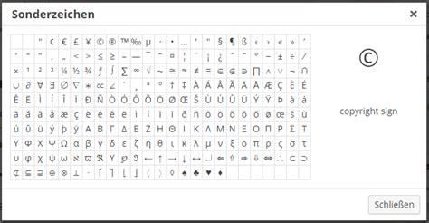 sonderzeichen tabelle copyright zeichen 169 einf 252 c im kreis mit windows und mac