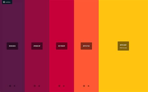best colour combinations best color palette generators html color codes colour