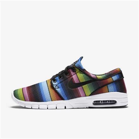 Sepatu Nike Janoski Original jual sepatu sneakers nike stefan janoski max prm multi