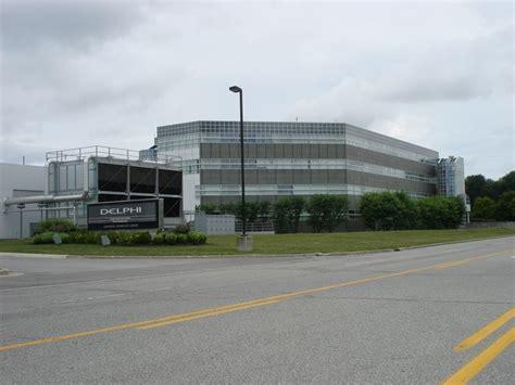 chrysler kokomo plant delphi electronics safety world headquarters