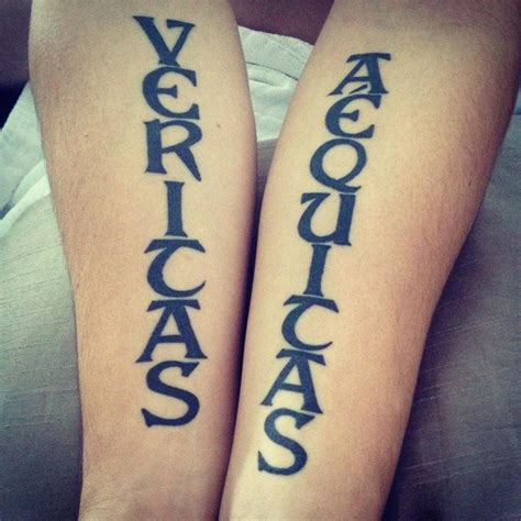 aequitas veritas tattoo my tattoos veritas aequitas justice equality
