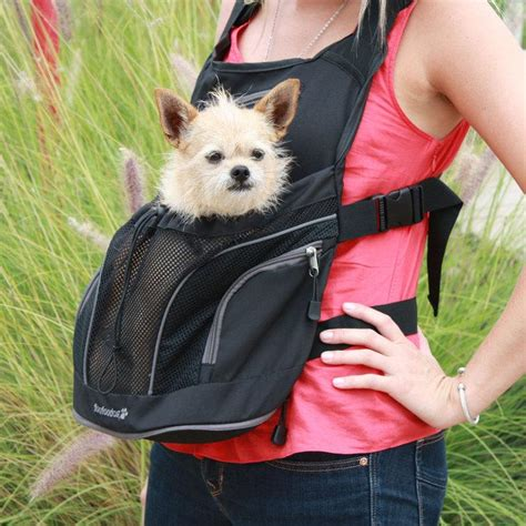 puppy backpack carrier front pouch carrier