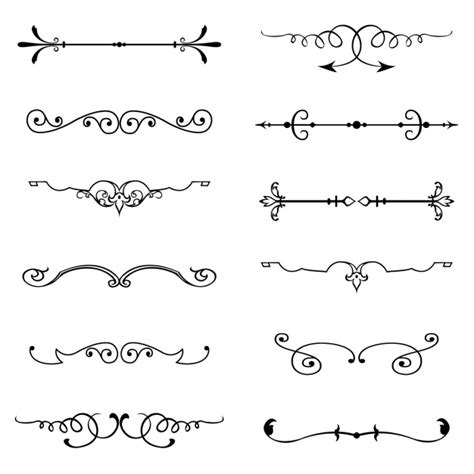 line templates for photoshop swirl vectors photos and psd files free download