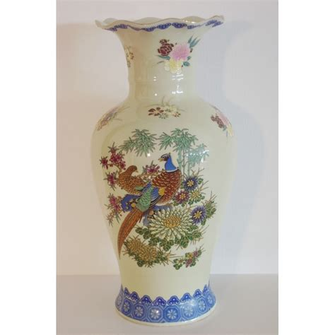 vase de chine d 233 coration vase reproduction ming de chine