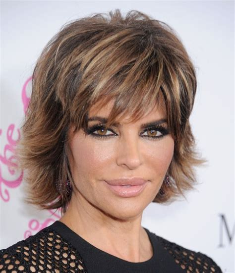 what is the texture of lisa rinna hair 30 spectacular lisa rinna hairstyles