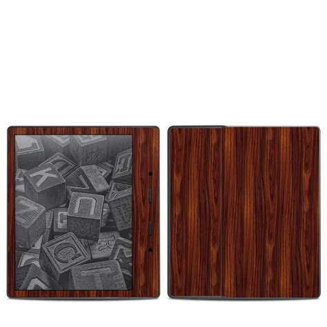 Dark Rosewood Amazon Kindle Oasis 2 Skin Istyles