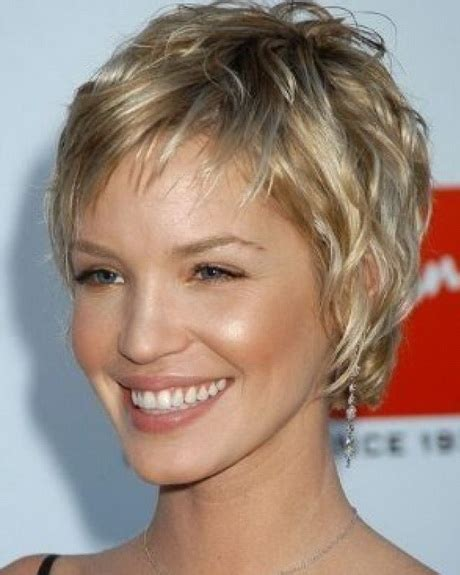 hair styles for older woman with thick wavy hair short hairstyles for thick hair women