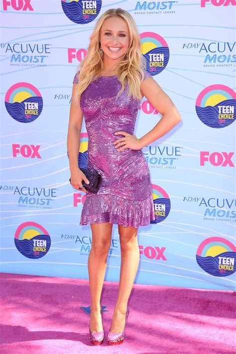 Choice Awards Hayden Panettiere by Hayden Panettiere 2012 Choice Awards 10 Gotceleb