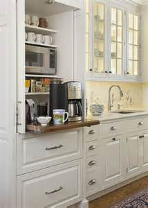 Microwave In Kitchen Cabinet 24 kitchens with hidden amp built in microwaves