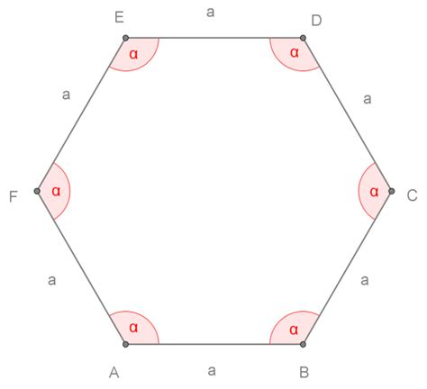 somma angoli interni parallelogramma esagono regolare openprof