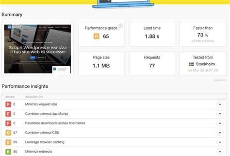 tutte le regole per migliorare le velocit 224 sito mobile