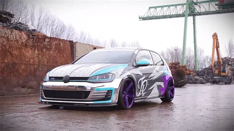 Auto Tuning Jp by Vw Golf Gti By Jp Performance