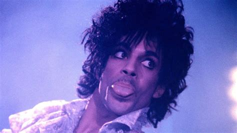 a prince prince gets his own purple the record npr