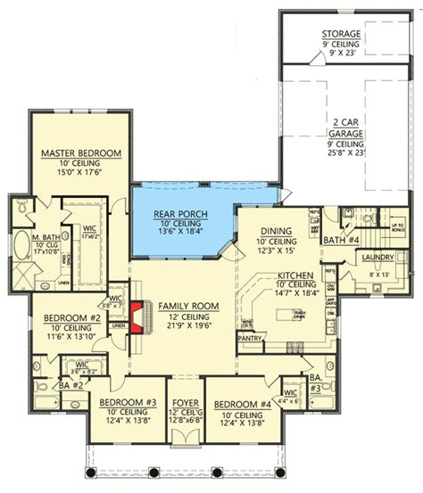 plan 56385sm 4 bed acadian house plan with bonus room en