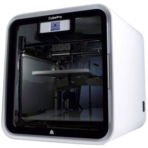 Printer 3d Cube Pro buyer s guide how to choose compare 3d printers