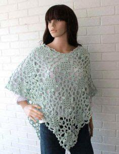 7 Beautiful Ponchos by 1000 Images About Crochet Knit Inspiration On