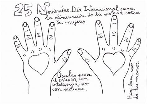 imagenes sobre la violencia de genero para imprimir d 237 a internacional para la eliminaci 243 n de la violencia