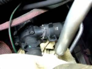 Code P1281 Dodge Ram Changing The Thermostat On A 2002 Dodge Durango With A 4